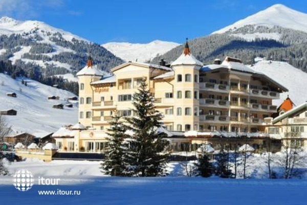 Traumhotel Alpina 1