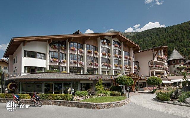 Das Central Alpin Luxury Life Hotel 2