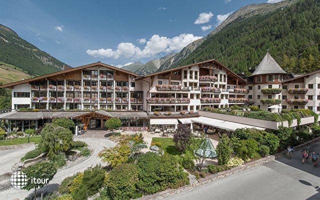 Das Central Alpin Luxury Life Hotel 3