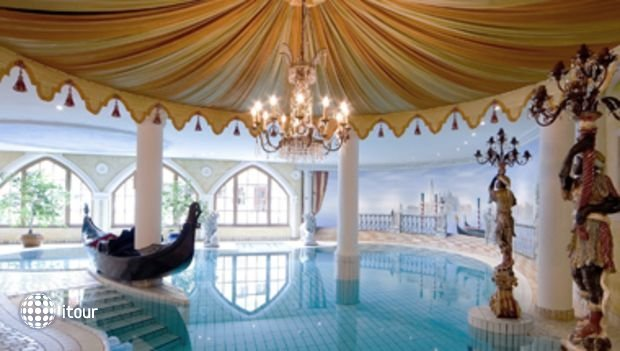 Das Central Alpin Luxury Life Hotel 8
