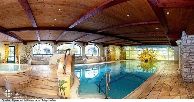 Hotel Alpendomizi Neuhaus 3