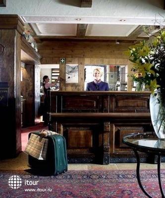 Arlberg Hospiz Hotel 8