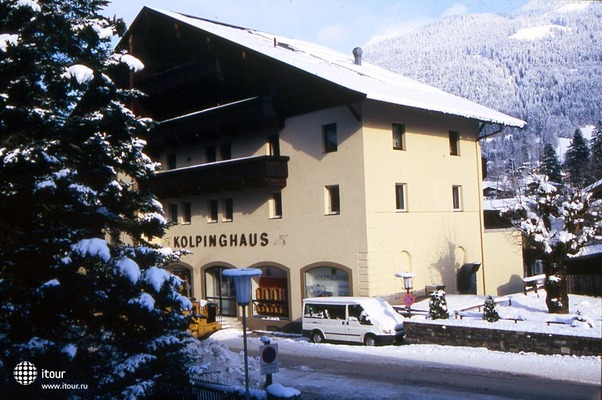 Kolpinghaus Appartement 1