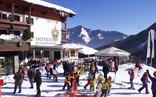 Alpine Resort Schwebebahn 2