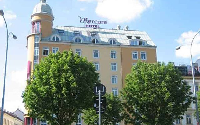 Mercure Wien Westbahnhof 9