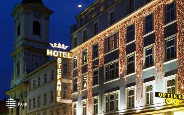 Hotel Stefanie 5