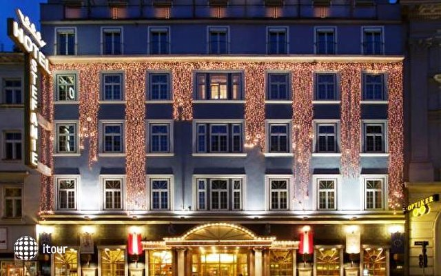 Hotel Stefanie 1