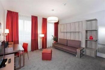 Adagio City Aparthotel Wien Zentrum 9