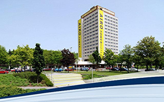 Airo Tower Hotel 10