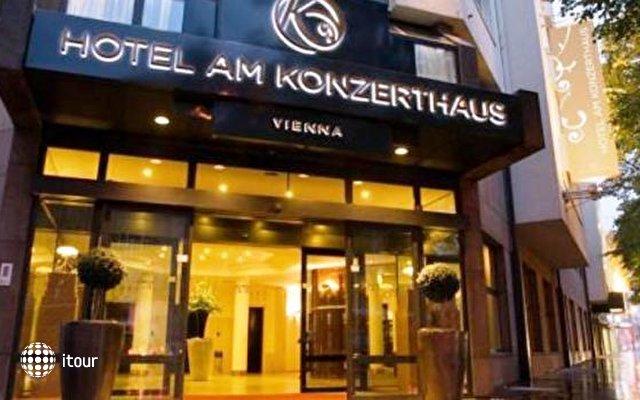 Hotel Am Konzerthaus 1