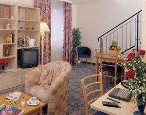 Austria Trend Appartementhotel Vienna 9