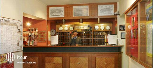 City Hotel Tabor 9