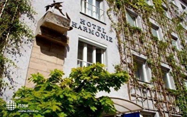Best Western Premier Hotel Harmonie Vienna 8
