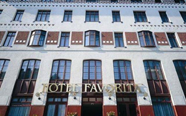 Austria Trend Hotel Favorita 1