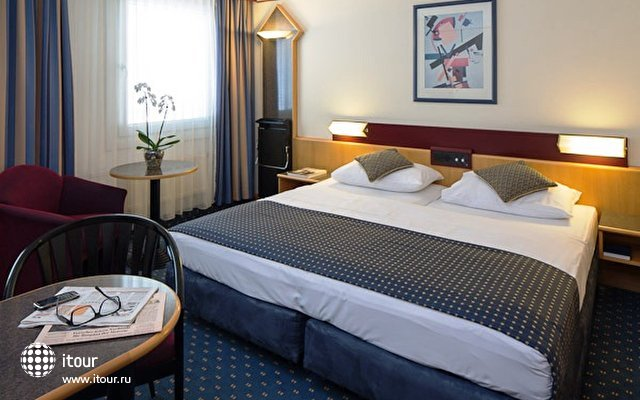 Austria Trend Hotel Lassalle 3