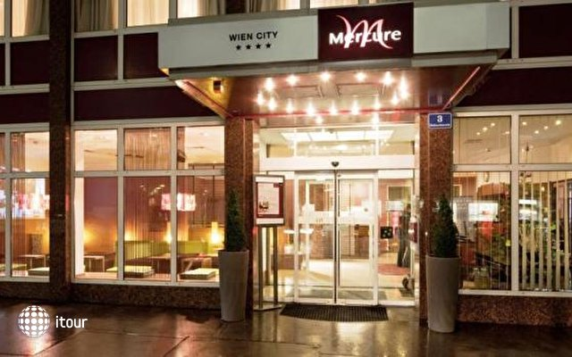 Mercure Wien City 1