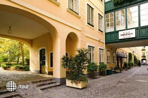 Mercure Grand Hotel Biedermeier Wien 1
