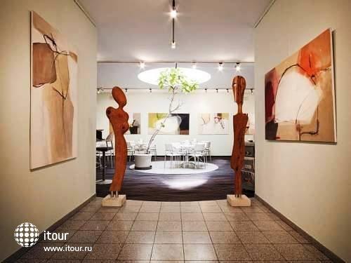 The Art Hotel Vienna 5