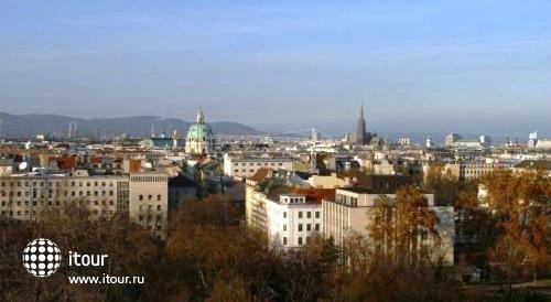 Clima Cityhotel Vienna 4