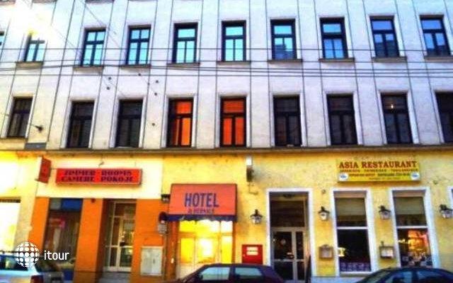 Hotel In Hernals 1