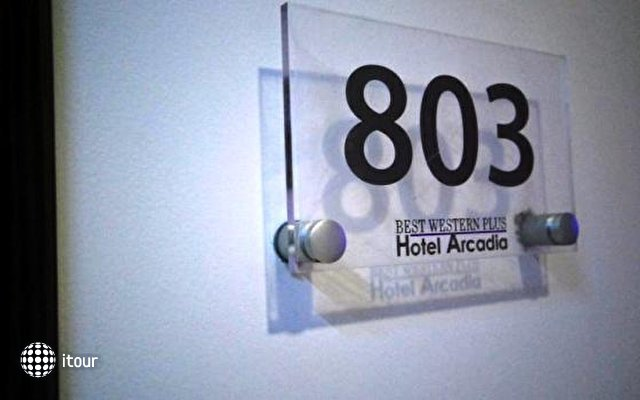 Best Western Plus Hotel Arcadia 8