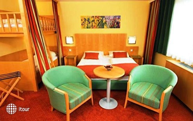 Park Inn By Radisson Uno City Vienna 3
