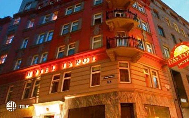 Small Luxury Hotel Das Tyrol 1