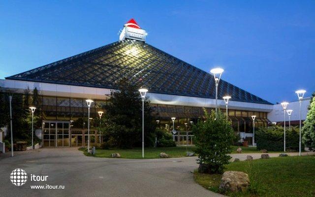 Austria Trend Eventhotel Pyramide (ex. City Club Hotel) 10