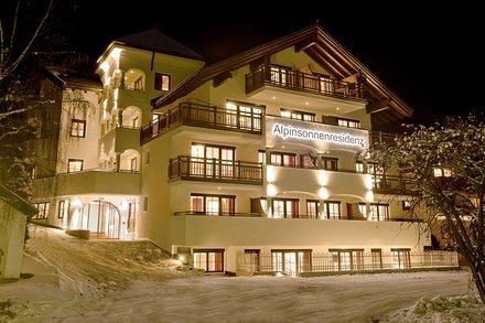 Alpinsonnenresidenz Hotel 6