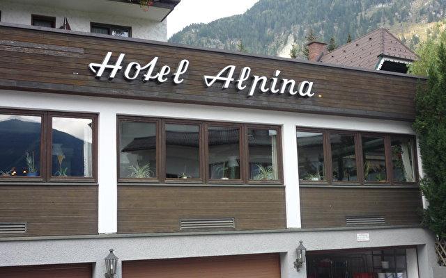 Kur- Und Sporthotel Alpina 6