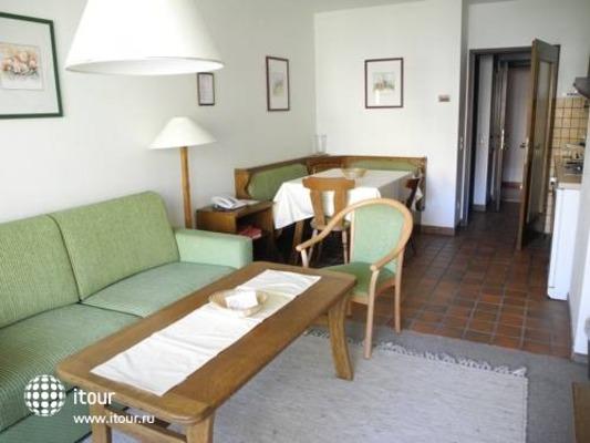 Appartement Kurhaus Gastein 5