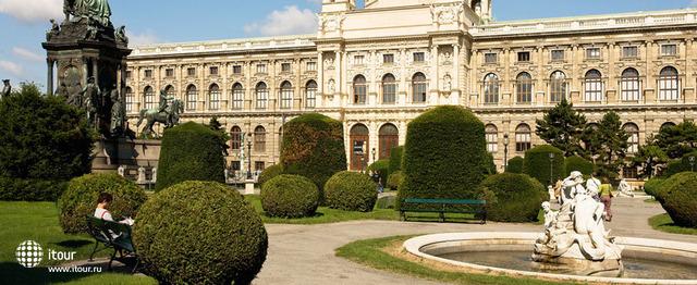 Adagio City Aparthotel Wien Zentrum 3