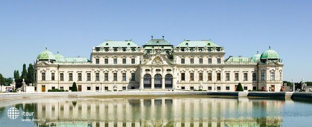 Adagio City Aparthotel Wien Zentrum 4