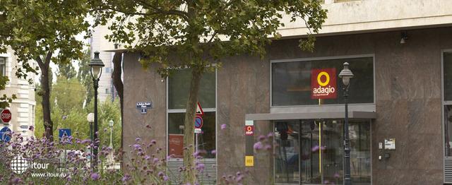 Adagio City Aparthotel Wien Zentrum 1