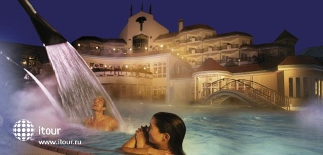 Cure And Spa Hotel Bad Tatzmannsdorf 4