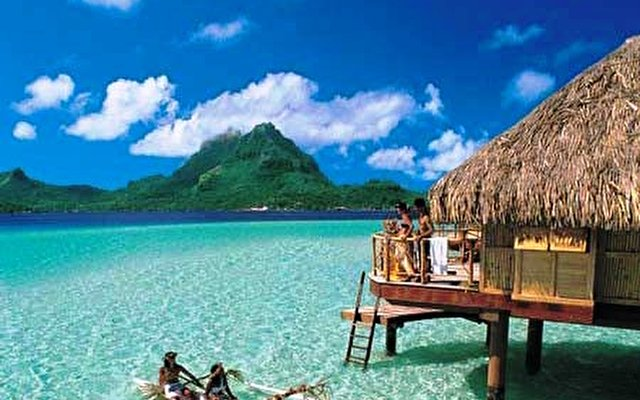 Bora Bora Pearl Beach Resort  6