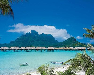 Four Seasons Resort Bora Bora 7