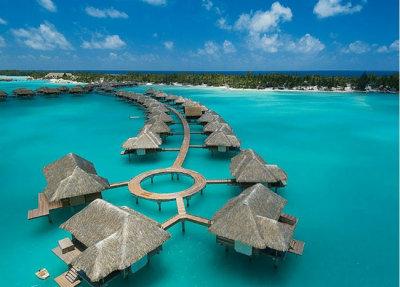 Four Seasons Resort Bora Bora 1