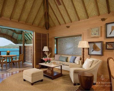 Four Seasons Resort Bora Bora 6