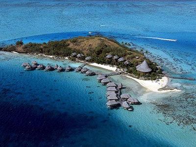 Sofitel Motu Bora Bora 1