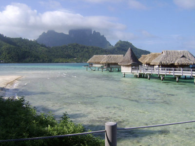 Sofitel Motu Bora Bora 7
