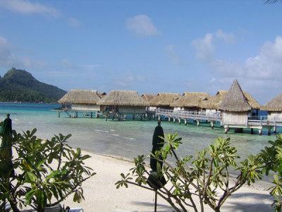 Sofitel Motu Bora Bora 8