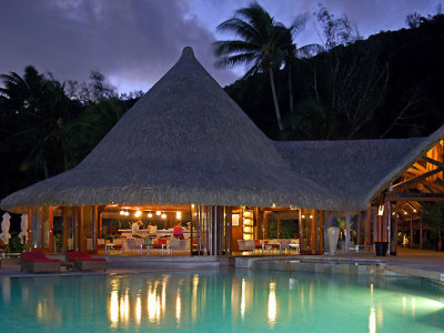 Sofitel Bora Bora Beach Resort 3