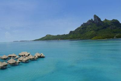 St. Regis Resort Bora Bora 9