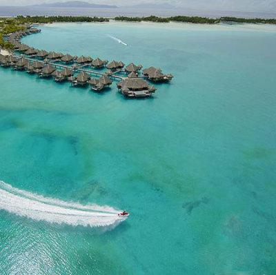 St. Regis Resort Bora Bora 2