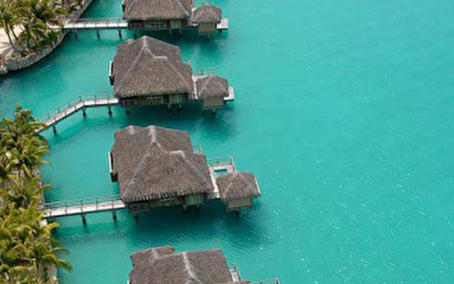 St. Regis Resort Bora Bora 3
