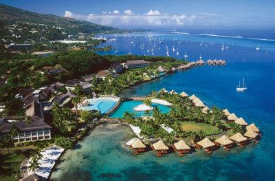 Intercontinental Resort Tahiti  1