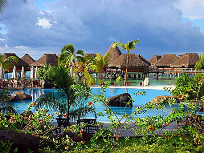 Hilton Moorea Lagoon Resort & Spa 1