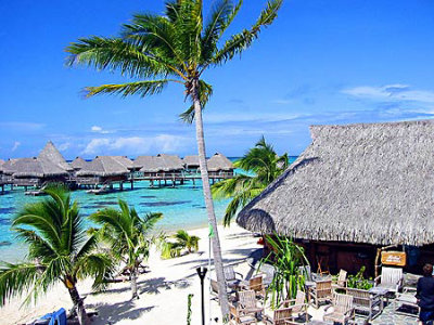 Hilton Moorea Lagoon Resort & Spa 9
