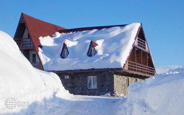 Gudauri Hut 2
